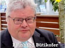 Reinhard Bütikofer, Vorsitzender der Europäischen Grünen Partei
